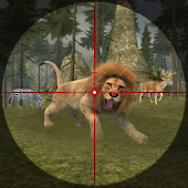 Hunting Jungle Wild Animals 3D Shooting
