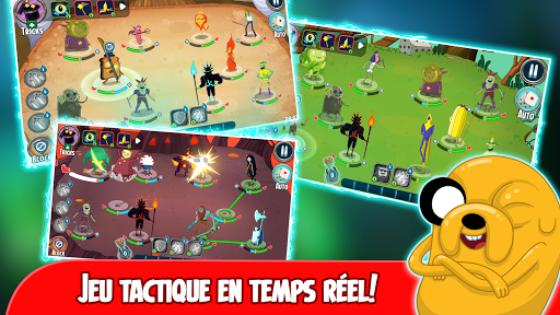 Champions and Challengers - Adventure Time  captures d'écran 1