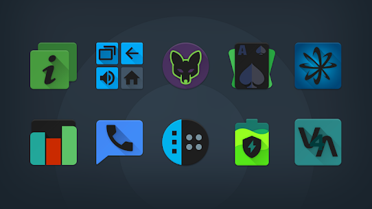 Supreme Icon Pack v6.3 [Patched] APK 10