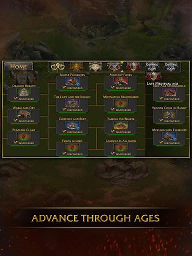 Rage War: Time Battles  screenshots 2