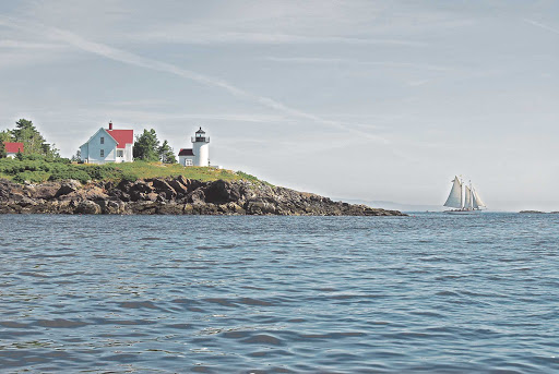 Camden-Maine-Lighthouse.jpg - Cruise to Maine on American Cruise Lines and admire Camden's Lighthouse up close.
