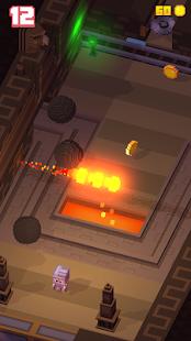 Blocky Raider- screenshot thumbnail