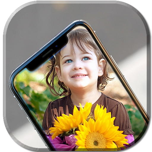 New IPhonX Photo Frames (app)