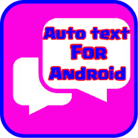 AutoText Android 0.0.1