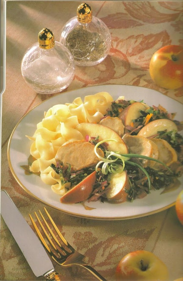 Normandy Pork And Cabbage Recipe