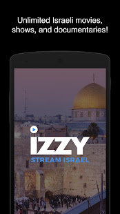 Download IZZY - Stream Israel For PC Windows and Mac apk screenshot 1
