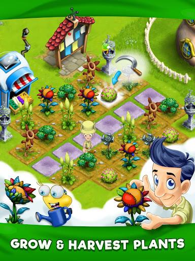 cofe tricheFarm & Craft: Township & farming game  1