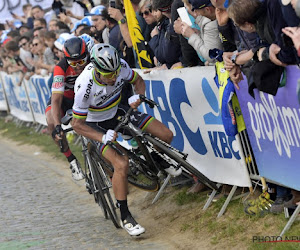 Zo ging het er in de Ronde van Vlaanderen aan toe in het vorige decennium