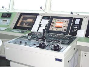 Photo: Bridge - Main control position
