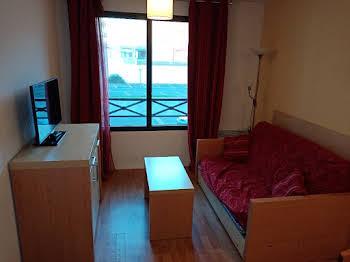 Appartement 2 pièces 29,44 m2