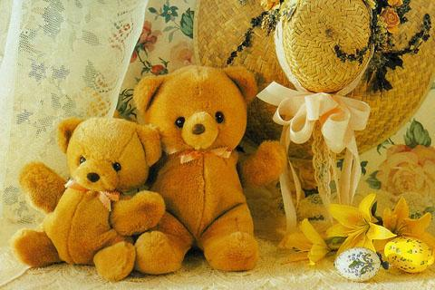 Teddy Bear Jigsaw Puzzle