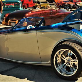 by Benito Flores Jr - Transportation Automobiles