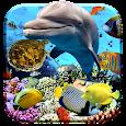 3D Aquarium Fish Live Wallpaper 2018 icon