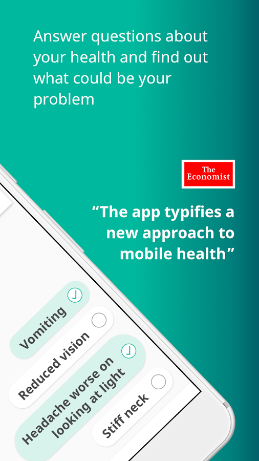 Your.MD: Health Guide & Symptom Checker- screenshot