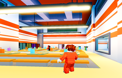 Download Obby Escape From Prison Roblx Run Mod Free For Android