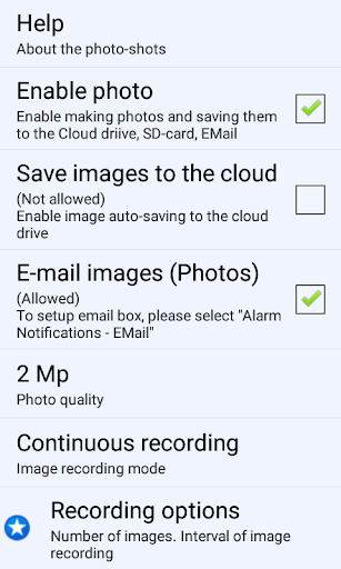 USB endoscope camera + Android 9 screenshot 4