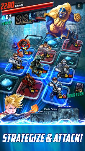 MARVEL Battle Lines 2.3.0 screenshots 9