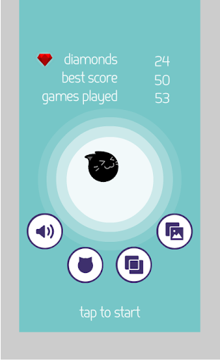 Bouncing Cats 1.0.3 screenshots 1