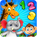 Animal Numbers For Kids icon