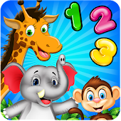 Animal Numbers For Kids