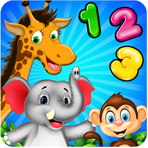 Animal Numbers For Kids for PC and MAC
