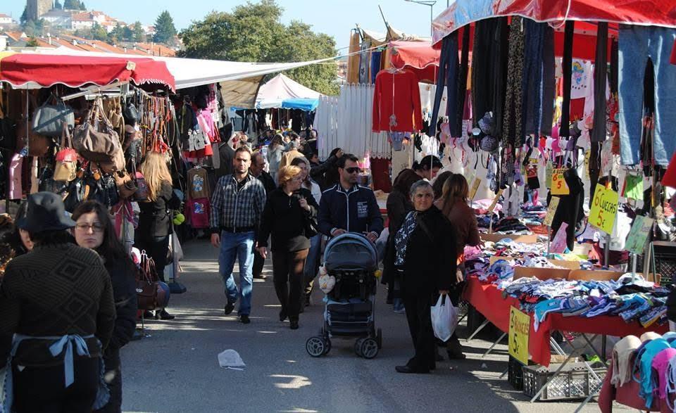 AVISO - Feira Semanal de Lamego suspensa a 6 de setembro