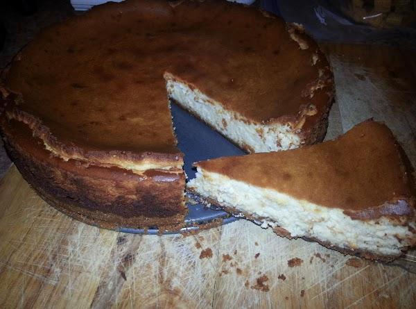 Simplest Cheesecake Recipe