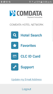 Comdata Hotel Network- screenshot thumbnail