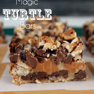 Magic Turtle Bars.