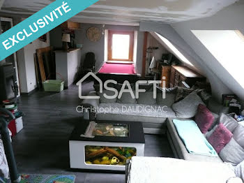 appartement à Ranspach (68)