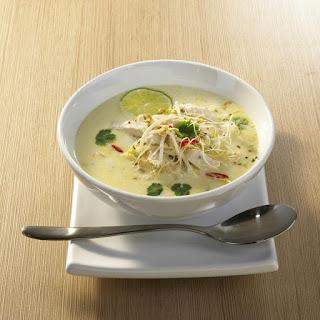 Thai Chicken Soup.