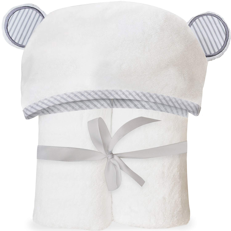 San Francisco Organic Bamboo Baby Bath Towel