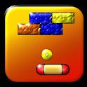 JRBrickBreaker: balls bricks breaker classic games icon
