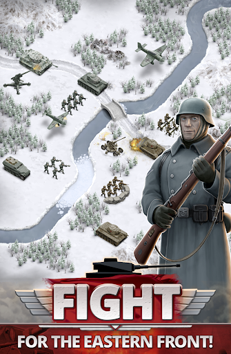 1941 Frozen Front - a WW2 Strategy War Game 1.12.2 screenshots 1