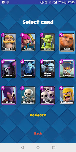 Spell Comparator for Clash Royale 3.0.0 screenshots 4