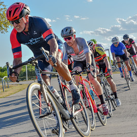 :Crit racing by Bert Templeton - Sports & Fitness Cycling ( cyclilng, racing, crit, richardson, criterium, texas )