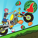 Hill Dismount - Smash the Fruits