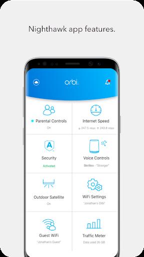NETGEAR Orbi – WiFi System App 2.3.5.592 screenshots 2
