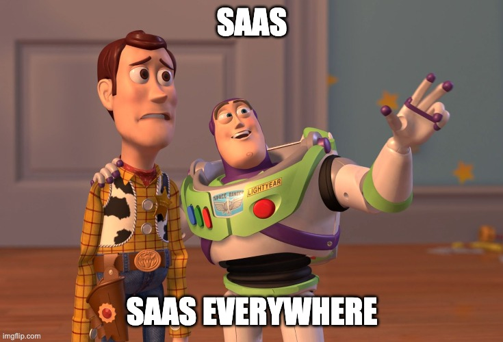 SaaS Business Definition