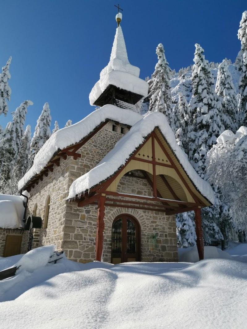Neve immacolata in gennaio di claudio_sposetti