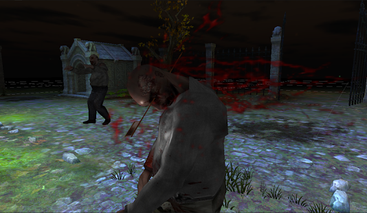 Archer Zombies Hunt 3d- screenshot thumbnail