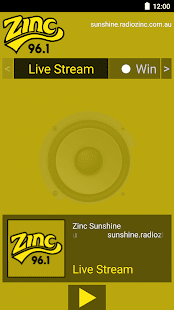 Zinc 96.1 Sunshine Coast- screenshot thumbnail