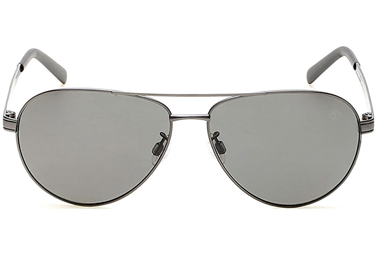 71fd783f50c22 Polarized Sunglasses Timberland TB9098 C60 09D (matte gunmetal   smoke  polarized)