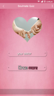 Soulmate Quiz - náhled