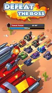 Huuuge Little Tanks – Merge Game 5
