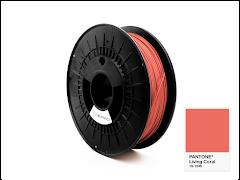 FiberForce Pantone (R) 16-1546 PLA Filament - 1.75mm (0.75kg)