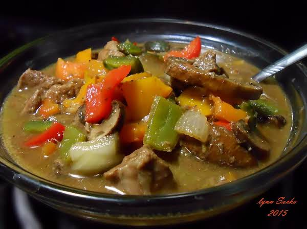 Roast & Pepper Soup Recipe