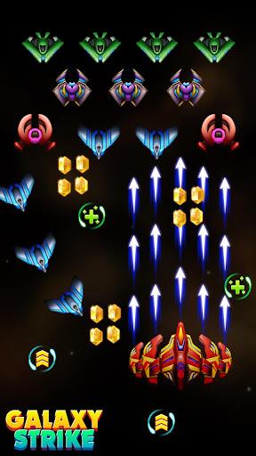 Galaxy Shooter : Alien Strike 1.0 screenshots 5