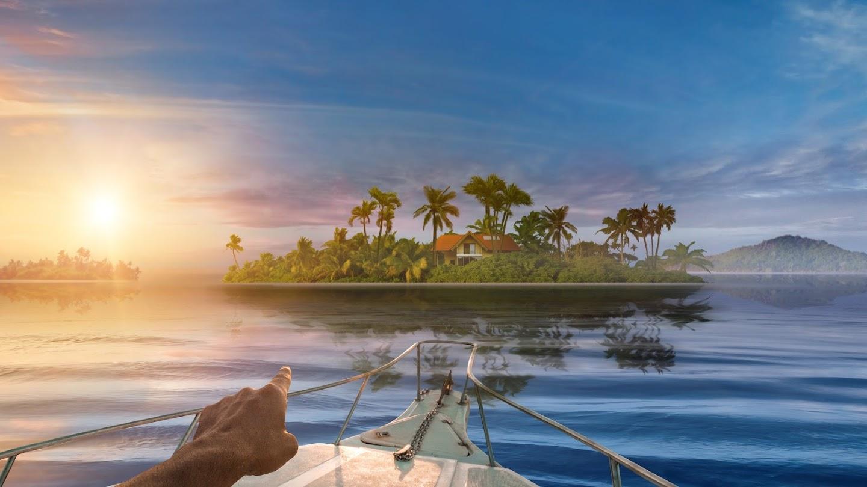 Watch Island Hunters live