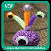 Unique Styrofoam Halloween Eyeball Bouquet APK